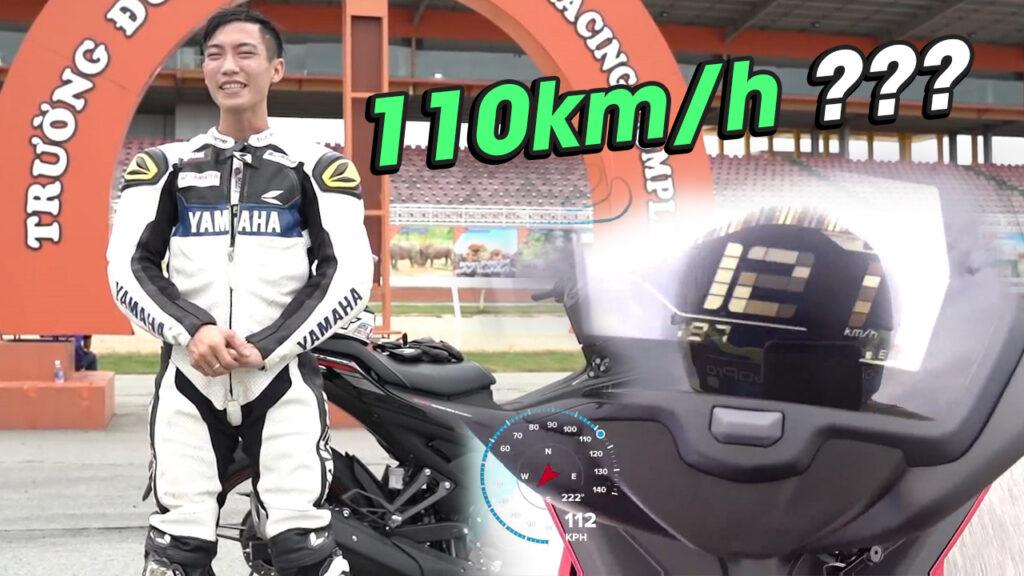 Maxspeed Yamaha Exciter 155 VVA